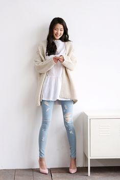 Take a look at the new lines of hARU_style♥ www.itsmestyle.com #fashion #kfashion #asianstyle #itsmestyle #korean #kpop #womens fashion #lovely #cute #ulzzang #coat #jacket #leggings #pants #shoes #chic #boots #street