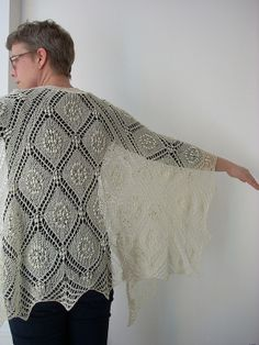 Estonian-inspired shawl