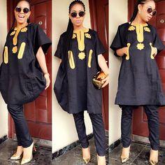 Aso ebi Police Reports Aso ebi Styles That Took Our Breath ~African fashion, Ankara, kitenge, African women dresses, African prints, African men's fashion, Nigerian style, Ghanaian fashion ~DKK