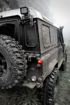 Land Rover Defender Blog : Photo