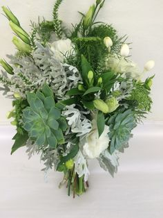 Textual blooms | By Flower Jar