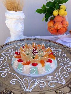 #Cassata #Siciliana the popular #cake in #Sicily http://www.bebtrapanigranveliero.it/en/viaggio-enogastronomico-a-trapani/