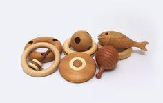 Hohenfried – Wooden Rattles – Design-inspired children's goods – www.modernminor.com