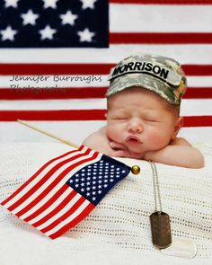 Personalized Acu Hat, Newborn - Adult, military  photo prop. $17.00, via Etsy.