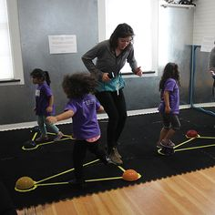Children will learn about shapes by using their whole bodies to physically explore the properties of squares, triangles, rectangles, and more! Discovery Museum, Body Shapes, Triangles, Squares, Bodies, Brain, Kids Rugs, Science, Explore