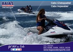Enjoy your Visit to Los Cabos!  #CaboStrong #LosCabos #Bajaswatersports #Watersports