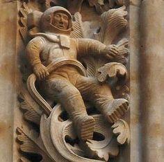 Viajantes espaciais eram os deuses da antiguidade?