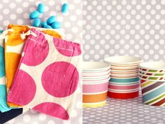5 sources for cute party supplies / post by event planner melanie blodgett