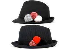 Comme des Garcons SHIRT Fall/Winter 2010 Hats