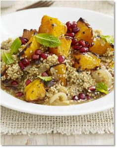 New Low FODMAP Recipes - Quinoa stew with pumpkin http://www.ibssano.com/low_fodmap_quinoa_pumpkin.html