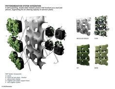 6 | SOM's Giant Vertical Flower Pot Is An Air Purifier On Steroids | Co.Design | business + design