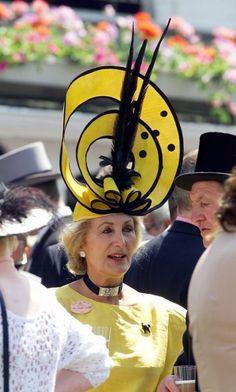 Royal Ascot Ladies Day 2014 hat fashion | Metro UK