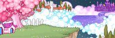 Weird cloud fairy shiz
