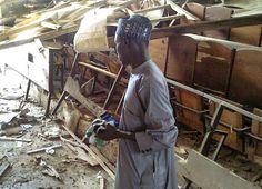 LASGIDI LIFE: Boko Haram Blamed As 13 Die In Nigeria College Sho...