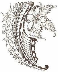 Although Polynesian tattoos come in all different styles, most of them include a tribal design along with a symbol of nature, such as a flower, sea turtle or the sun. This Polynesian tattoo idea includes a unique design featuring an image in the shape of a comma that incorporates a variety of ...