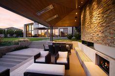 FOUNDSPACENZ — Bennett Residence - Abramson Teiger Architects