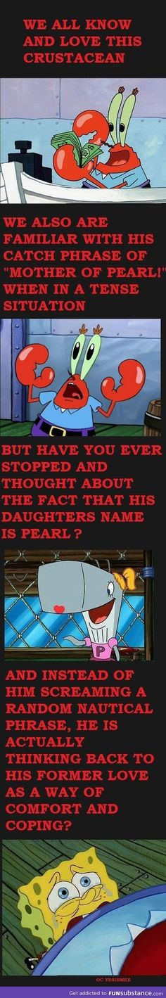 Mr. Krabs!!