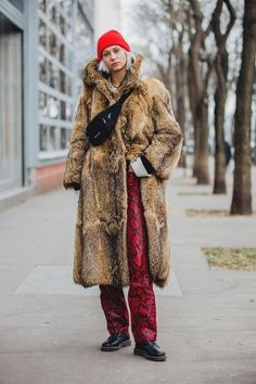Street Style at the Paris Fashion Week FW 18/19