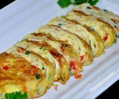 Receita de omelete simples - Show de Receitas