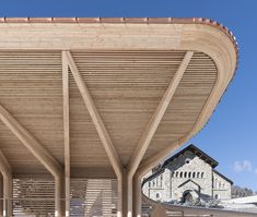 Gallery of Kulum Eispavilion / Foster + Partners - 6