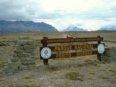 PARQUE NACIONAL PERITO MORENO - SANTA CRUZ - CHILE POST™