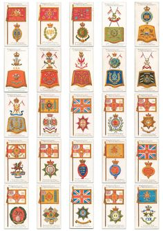 Flags Of The World, Military Uniforms, British Army, West Indies, Coat Of Arms, Herb, Banners, Badge, Europe