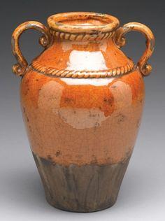 Tuscan Sienna Vase