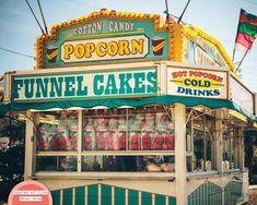 Carnival theme print, summer prints, vintage wall art, carnival signs, summer fair, popcorn themed w