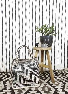 Color And Pattern On Display At Design South Africa Basket made in South Africa by Design Afrika African Interior, African Home Decor, Deco Ethnic Chic, Home Decor Inspiration, Design Inspiration, Contemporary Baskets, Ethno Style, Turbulence Deco, African Design