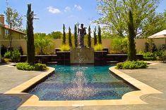 Luxury Swimming Pool Design | Luxury Home Builders Dallas, Luxury Pools Dallas, Swimming Pools ...
