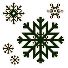 Snow Flakes - Tattoonie #temporary #tattoo #tattoonie #t4aw #tattoos