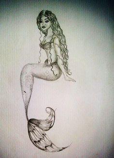 Realistic Mermaid Drawings   Back to Kammy Hodges   Art > Drawings >…