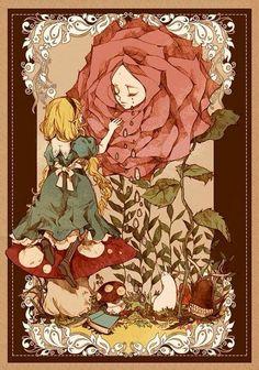 Kunisaki Alice in Wonderland