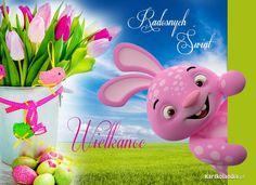 Znalezione obrazy dla zapytania życzenia świąteczne wielkanocne gify Birthday Cake Girls, Girl Cakes, Tweety, Pikachu, Easter, Humor, Fictional Characters, Ds, Easter Activities