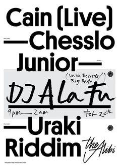 RA: Fine Grains with Chesslo JNR, Cain [live] & A LA FU at The Alibi, London