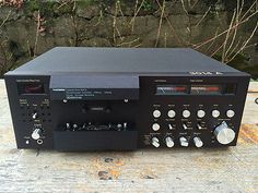 Tandberg TCD 3014A Vintage Cassette Deck in Consumer Electronics, TV, Video & Home Audio, Home Audio Stereos, Components | eBay