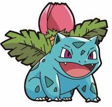 Resultado de imagem para pokemons de grama