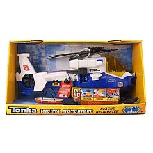 Tonka - Mighty Motorized Helicopter - Blue