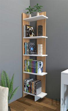 9 modelos de repisas y estantes de madera que puedes implementar en tu hogar fácilmente. ¡Originales y económicos! - Un millón de IDEAS.
