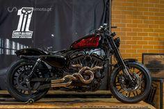 Um júri completamente espanhol, escolheu a Roadster Metal Snake da Harley-Davidson Lisboa como a mais digna representante ibérica para a grande final que vai ter lugar em Novembro de 2017 na EICMA, o salão de motociclismo de Milão.