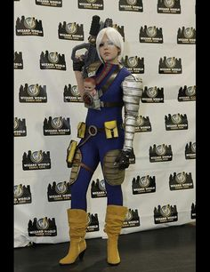 cable xmen female cosplay