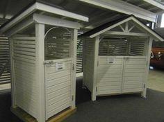 Parcel Drop Box, Garbage Can Storage, Pool Shed, Campaign Furniture, Pool Equipment, Diy Box, Pergola, Home Appliances, Backyard
