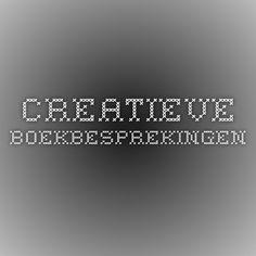 creatieve boekbesprekingen