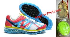 Cheap Nike Free US Size for Sale Womens Nike Air Max 2012 White Blue Red Yellow Shoes [nike free for sale - Nike Air Max Running, Nike Air Max 2012, Running Shoes On Sale, Cheap Nike Air Max, Nike Air Max For Women, Mens Nike Air, Nike Women, Running Sneakers, Sneakers Nike
