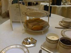 Afternoon Tea @ The Ritz, London