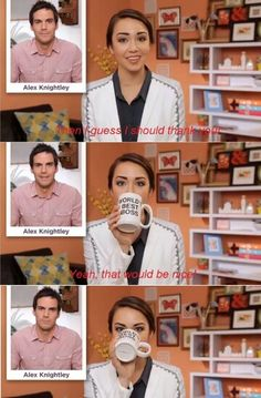 """""""Then I guess I should thank you."""" Emma Approved"""