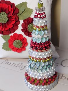 Christmas DIY: Top 15 Most Innovati Top 15 Most Innovative Christmas Tree Crafts Unique Christmas Trees, Christmas Tree Crafts, All Things Christmas, Holiday Crafts, Holiday Fun, Christmas Holidays, Christmas Decorations, Christmas Ideas, 242