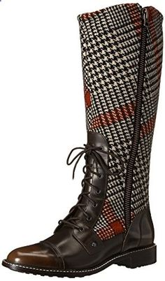 www.athenefashion... awesome Woolrich Women's Roadhouse Combat Boot