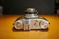 King Regula I-F Vintage 35mm Film Camera