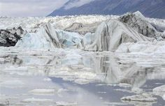 Canada's Arctic glaciers headed for unstoppable thaw: study